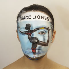 [Grace Jones. Arcfestés - Simplemente]